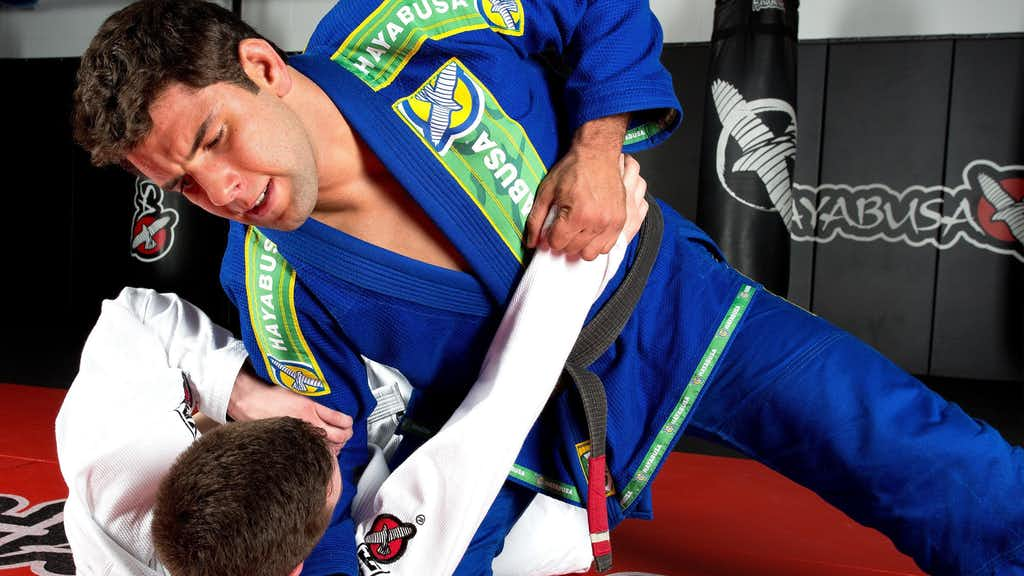 World BJJ Champion and Hayabusa Athlete Competes in ADCC 2013