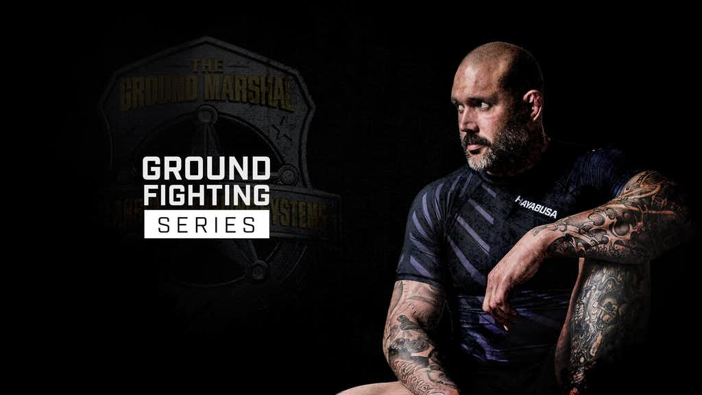 Ground Fighting Series - Episode 1 - Toe Hold