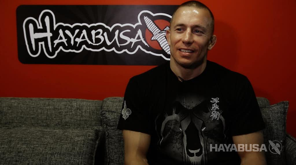 Georges St-Pierre On Why He's Returning to the UFC
