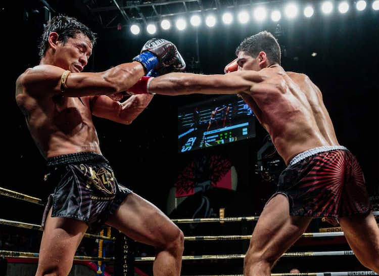 Stacked Muay Thai Line Up At Lion Fight 35