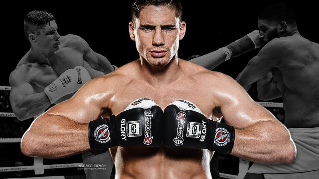 GLORY 41 Heavyweight Tournament Battle Set For This Saturday