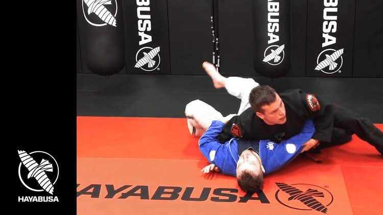 Passing the Butterfly Guard - Michael Tremblay