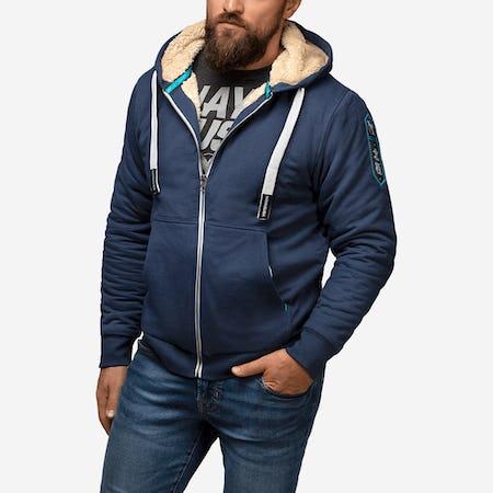 Heavyweight Zip Hoodie - Arctic