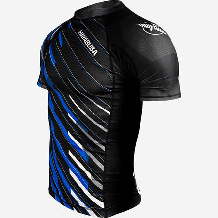 Metaru Charged Shortsleeve Rashguard