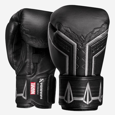 Hayabusa Black Panther Boxing Gloves