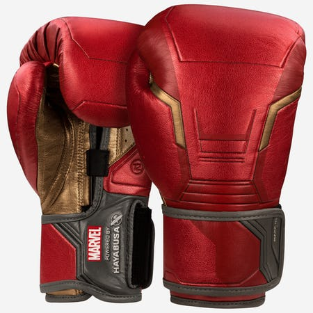 Pre-Order - Iron Man Boxing Gloves