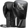 Hayabusa Pro Lace Up Leather Boxing Gloves