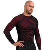 Hayabusa Metaru Rash Guard LS